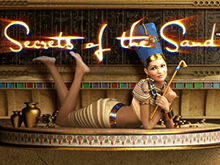 Игровой автомат Secrets Of The Sand в онлайн казино GMSlots